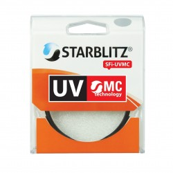 STARBLITZ SFIUVMC37 Filtro objetivo 37mm UV multicapa
