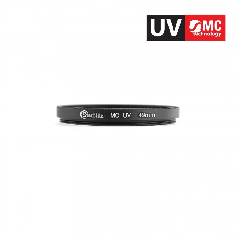 STARBLITZ SFIUVMC39 Filtro objetivo 39mm UV multicapa