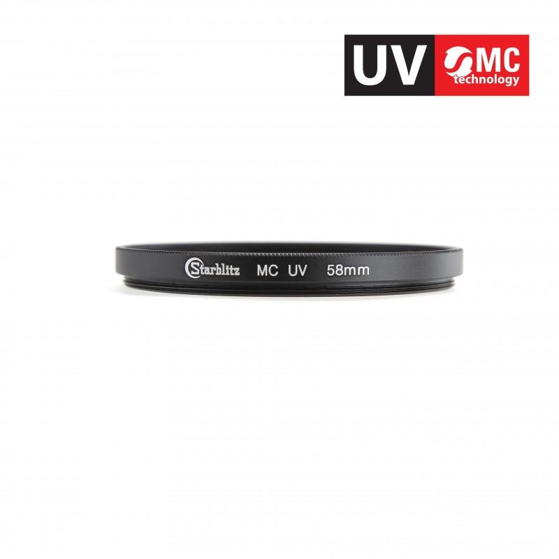 STARBLITZ SFIUVMC46 Filtro objetivo46mm UV multicapa