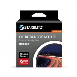 STARBLITZ SFIND62 ND1000 filtro (Ø 62mm)