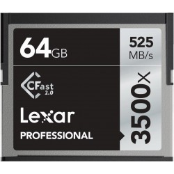 CFast 64GB 3500x Professional