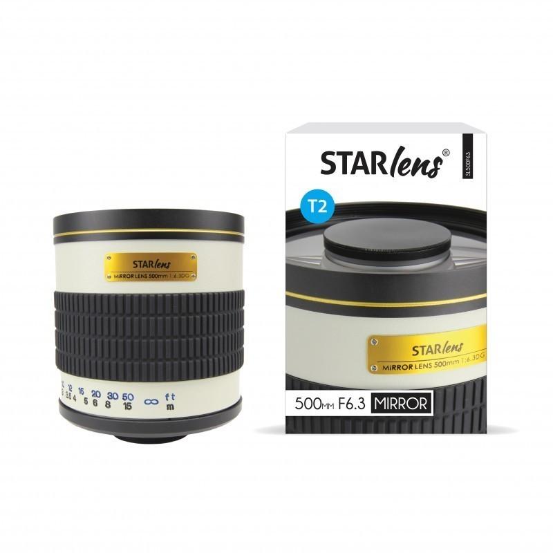 STARLENS SRINGEOS Starblitz anillo T2 para montura Canon