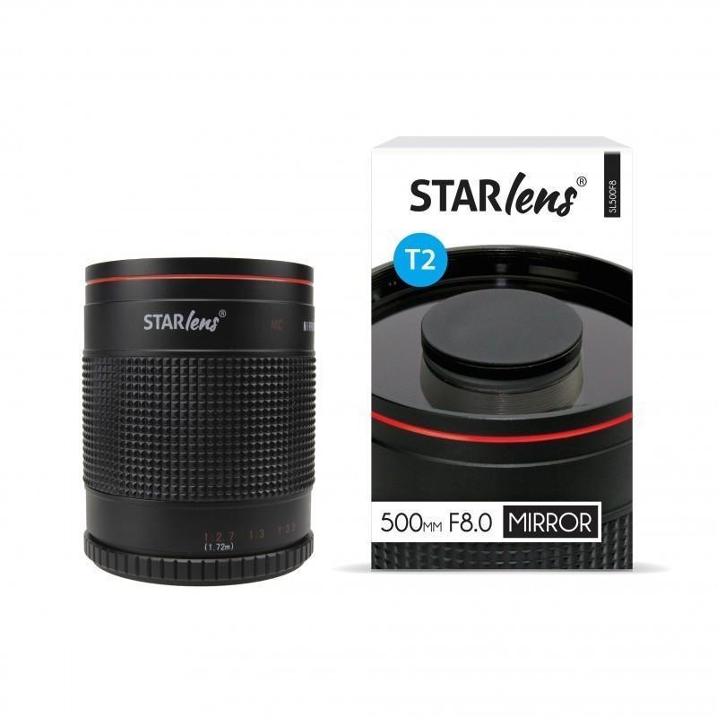 STARLENS SRINGPENT Starblitz anillo T2 para montura Pentax