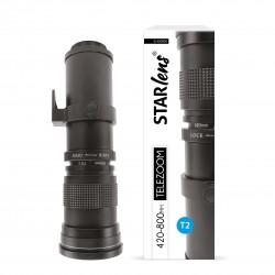 STARLENS SL500F63 Starlens Objetivo catadióptico 500mm F6.3