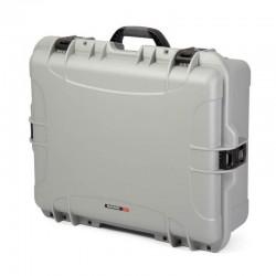 Nanuk serie 945 maleta IP67 resina NK7 plateado volumen 50.1L