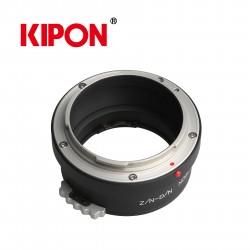 Anillo mecanico lente Nikon...
