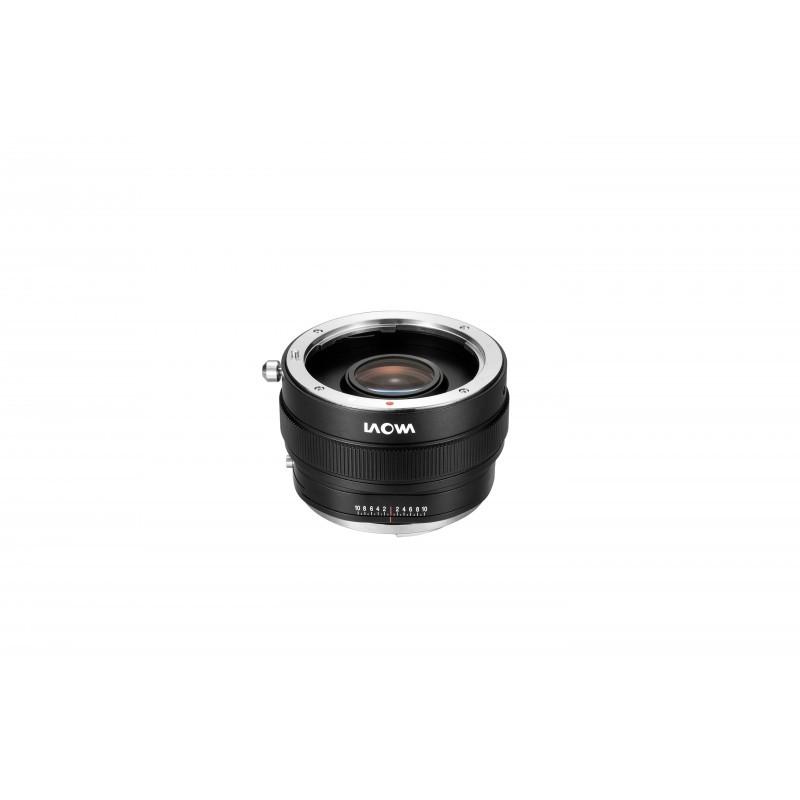 Convertidor shift para Laowa 12mm Canon a Sony FE