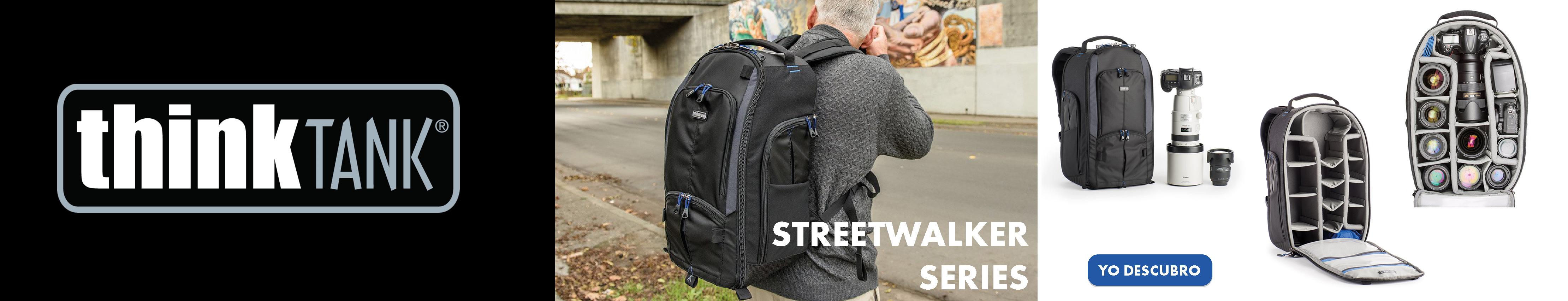 STREETWALKER SERIES